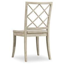 Dining Room Sunset Point X Back Side Chair - 2 per carton/price ea