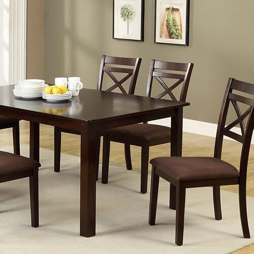 Weston II 7 Pc. Dining Table Set