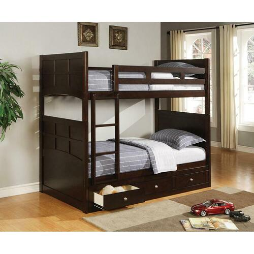 Coaster - Jasper Twin Bunk Bed