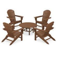 View Product - 5-Piece Conversation Group in Teak