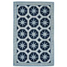 Compass Key Admiral Hand Tufted Rugs