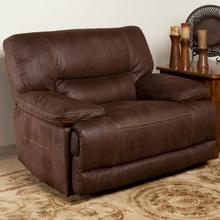 PEGASUS - DARK KAHLUA Power Recliner