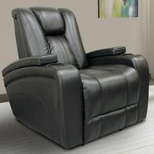View Product - OPTIMUS - MIDNIGHT Power Recliner
