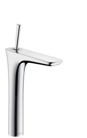 Chrome Single-Hole Faucet 240, 1.2 GPM Product Image
