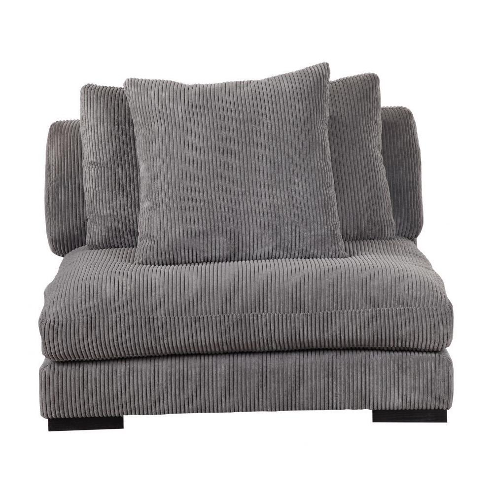 See Details - Tumble Slipper Chair Charcoal