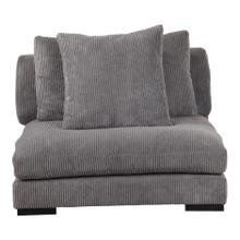 Tumble Slipper Chair Charcoal