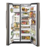 GE 21.8 Cu. Ft. Counter-Depth Side-By-Side Refrigerator