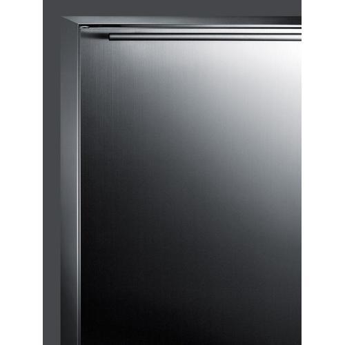 "24"" Wide Built-in Outdoor All-refrigerator"