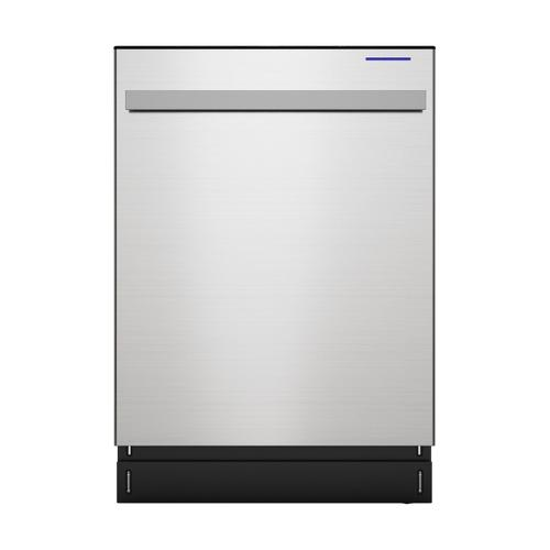 Sharp 24 in. Slide-In Stainless Steel Dishwasher