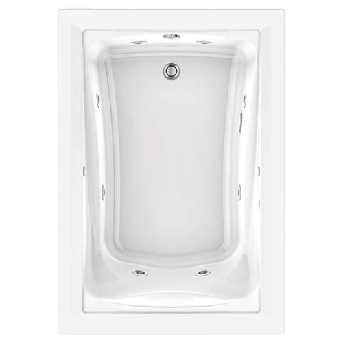 Green Tea 60x42 inch EcoSilent Whirlpool  American Standard - White