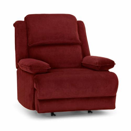 Franklin Furniture - 4590 Gibbs Fabric Recliner