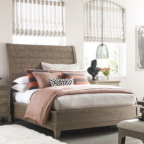 Plank Road Eastburn Sleigh Bed Package 5/0
