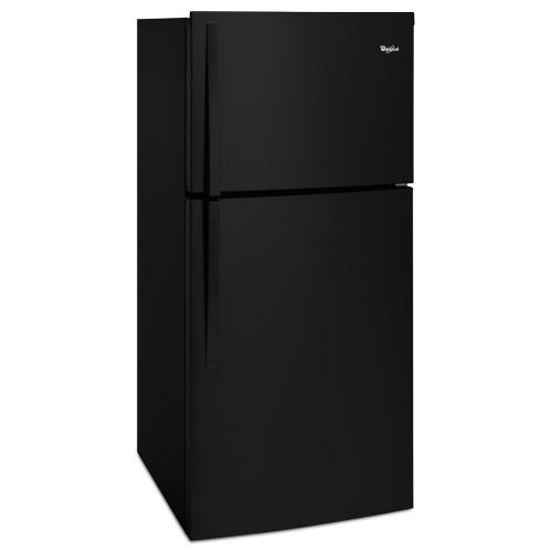 "Whirlpool Canada - Whirlpool® 30"" Wide Top-Freezer Refrigerator with LED Interior Lighting"