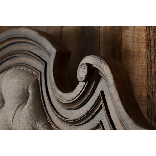 Hooker Furniture - Fair Oaks California King Uph Bed