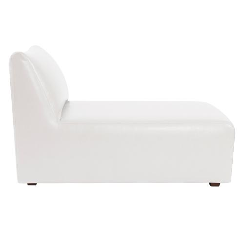 Pod Lounge Cover Avanti White (Cover Only)