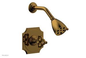 MAISON Pressure Balance Shower Set 164-21 - French Brass Product Image