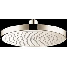 See Details - Brushed Nickel Showerhead 220 1-Jet, 2.5 GPM