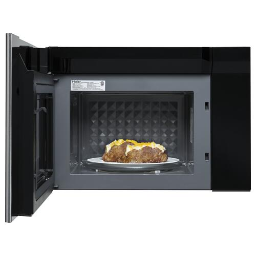 "24"" 1.4 Cu. Ft. Over-The-Range Microwave Oven - Stainless Steel - CLEARANCE ITEM"