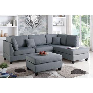 Studio Sectional Right w/ Ottoman