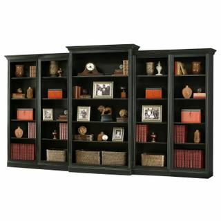 920-014 Oxford Left Return Bookcase