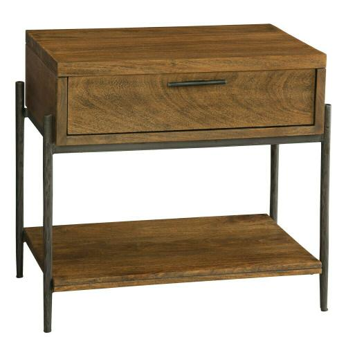 Gallery - 2-3764 Bedford Park Single Drawer Night Stand