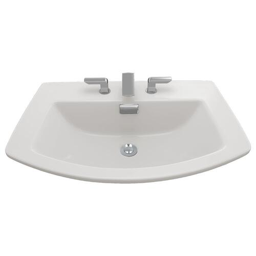 Soir©e® Self-Rimming Lavatory - Colonial White