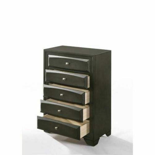 ACME Soteris Chest - 26546 - Antique Gray