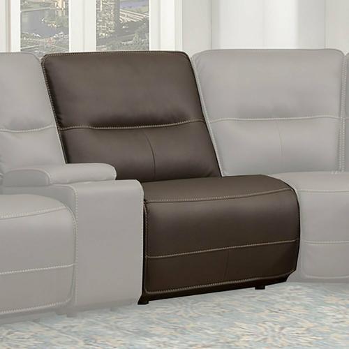 Parker House - SPARTACUS - CHOCOLATE Armless Chair