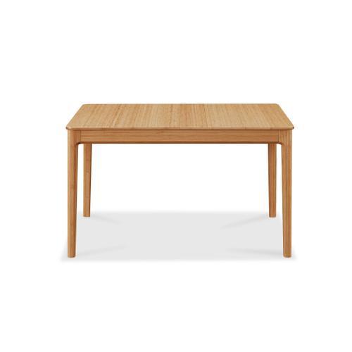 "Mija Laurel 50 - 68"" Extendable Dining Table, Caramelized"
