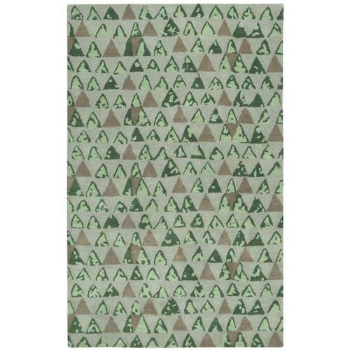 Panache-Pyramid Sand - Rectangle - 5' x 8'