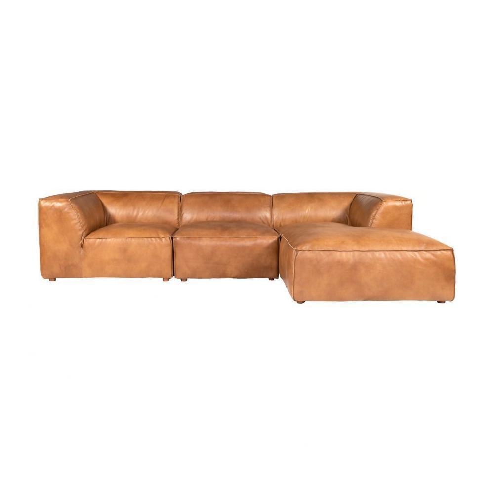 Luxe Lounge Modular Sectional Tan