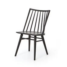 Black Oak Finish Lewis Windsor Chair