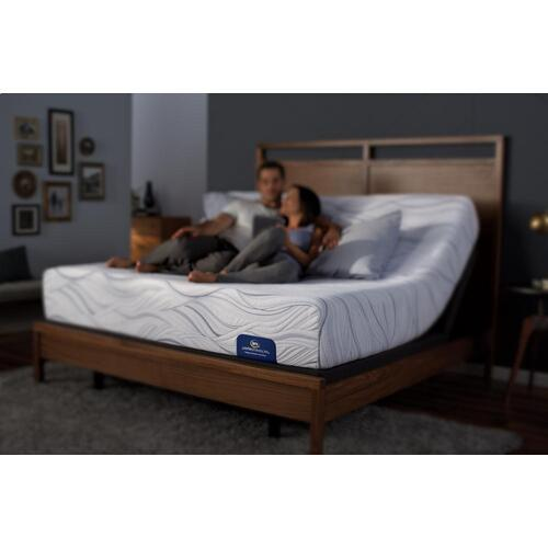 Perfect Sleeper - Foam - Somerville - Tight Top - Plush - Full