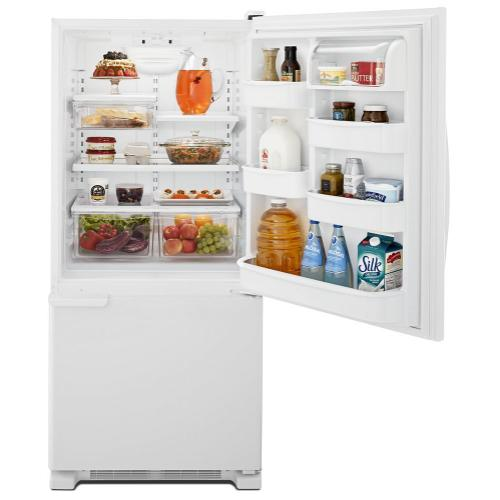 Product Image - 30-inches wide Bottom-Freezer Refrigerator with Accu-Chill System - 18.7 cu. ft.