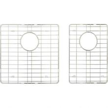 See Details - Stainless Steel Bottom Grids for Handmade 60/40 Double Bowl Sink (HMS260)