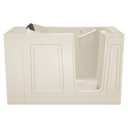 Acrylic Luxury Series 30x51 Right Drain Walk-in Bathtub with Air Spa System  American Standard - Linen