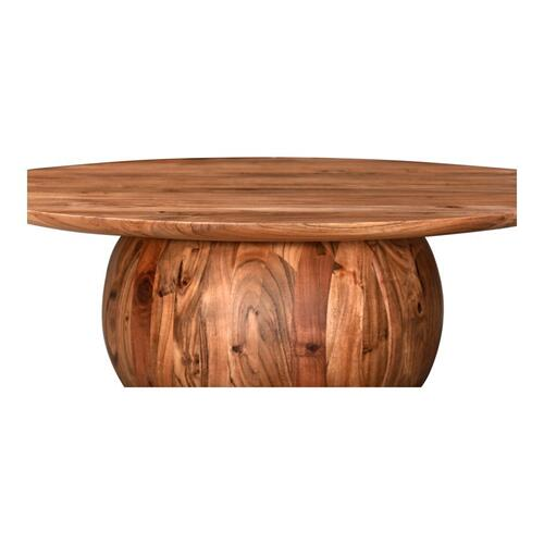 Bradbury Coffee Table Natural Acacia