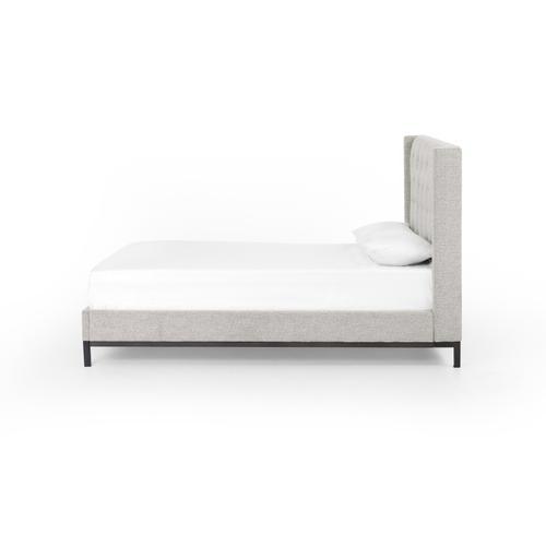 "Newhall Queen Bed 55""-linen"
