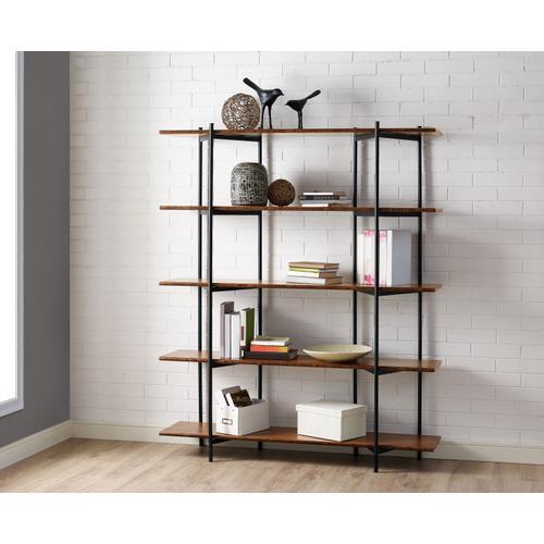 Greenington Fine Bamboo Furniture - Studio Line Metal Shelf, Exotic