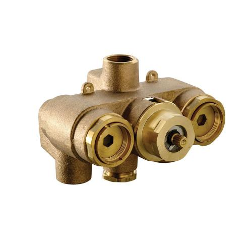 """3/4"""" Thermostatic Mixing Valve (Rough Valve only) - No Color"""