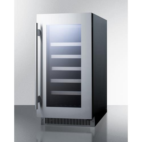 """Product Image - 18"""" Wide Built-in Wine Cellar"""