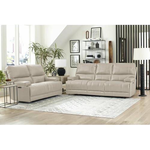 Parker House - WHITMAN - VERONA LINEN - Powered By FreeMotion Power Reclining Collection