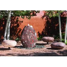 Polished Pebble Fountain Jurassic