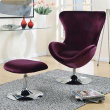 See Details - Eloise Chair W/ Ottoman
