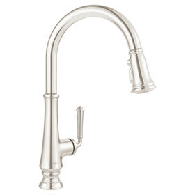 Delancey Pull-Down Kitchen Faucet  American Standard - Polished Nickel