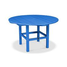 View Product - Kids Dining Table in Pacific Blue