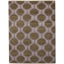 Laurel Taupe - Rectangle - 5' x 8'