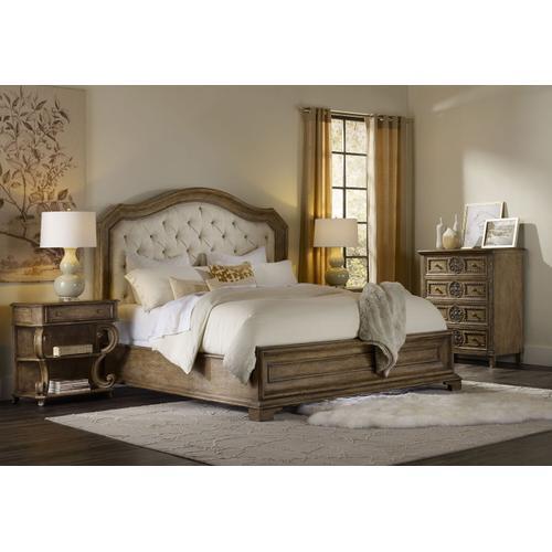 Hooker Furniture - 6/6-6/0 Panel Footboard