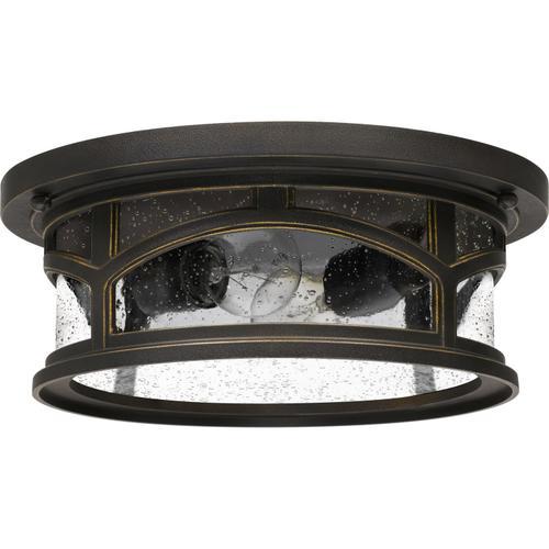 Quoizel - Marblehead Outdoor Lantern in Palladian Bronze