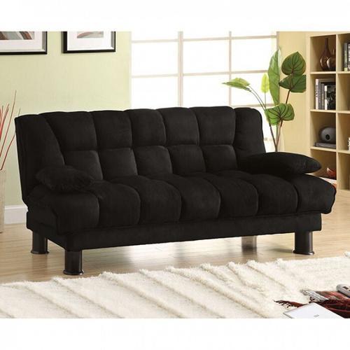 Furniture of America - Bonifa Futon Sofa